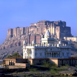Mehrangarh Fort Museum in