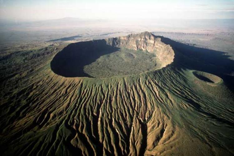 Menengai Crater Nakuru in Nakuru