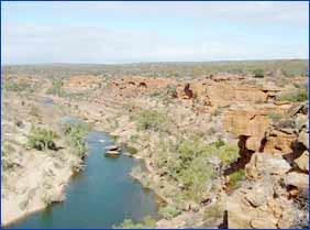 Millstream-Chichester National Park in Pilbara