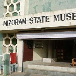 Mizoram State Museum in Aizawl