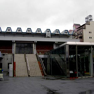 Modern Transportation Museum in Osaka