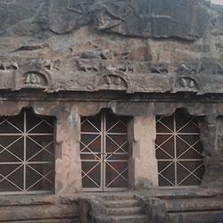 Mogalarajapuram Caves in Vijayawada