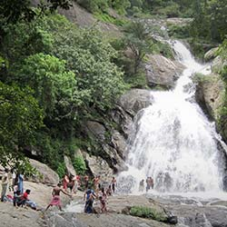 Monkey Falls in Coimbatore