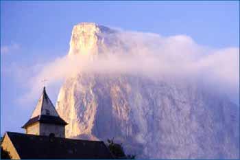 Mont Aiguille in Bareges
