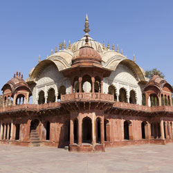Moosi Rani Ki Chhatri in Alwar