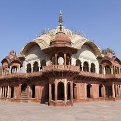 Moosi Rani Ki Chhatri in Alwar