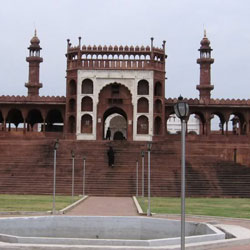 Moti Masjid in Bhopal