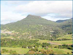 Mount Kembla in Wollongong