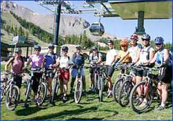Mountain Biking In Santiago in Santiago
