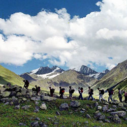 Mountain Trekking in Shimla in Shimla