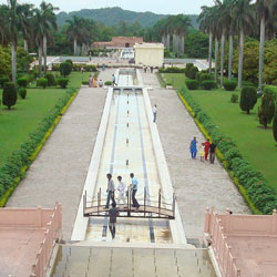 Mughal Gardens in Parwanoo