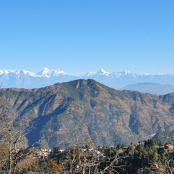 Mukteshwar Hills in Kumaon