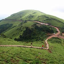 Mullayanagiri in Chikmagalur