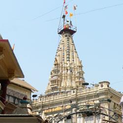 Mumbadevi Temple in Mumbai