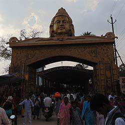 Mungeli Maa Mahamaya Temple in Bilaspur