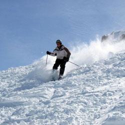 Munsiyari Skiing in Kumaon