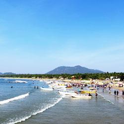 Murudeshwar Beach in Bhatkal