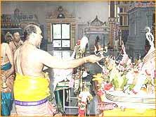 Murugan Temple in Tirupporur