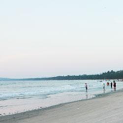 Muzhappilangad Beach in Kannur