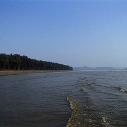 Nagaon Beach in Alibag