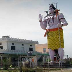 Nagni Temple in Pathankot