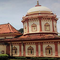 Naguesh Temple in Goa