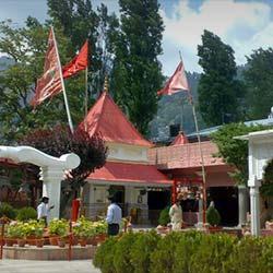 Naina Devi Temple in Nainital
