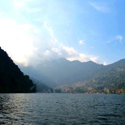 Nainital Hills in Nainital