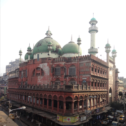 Nakhoda Mosque in Kolkata
