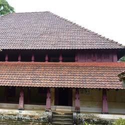 Nalakunad Palace in Coorg