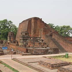 Nalanda University in Nalanda