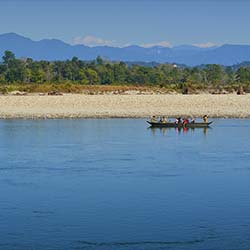 Nameri National Park in Sonitpur
