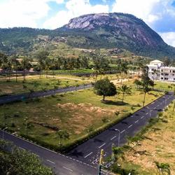 Nandi Hills in Chikkaballapur