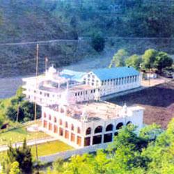 Nangli Sahib Gurdwara in Jammu