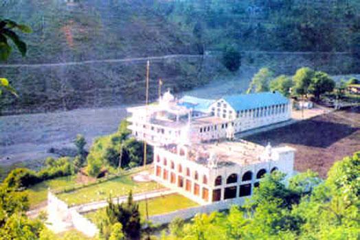 Nangli Sahib Gurdwara