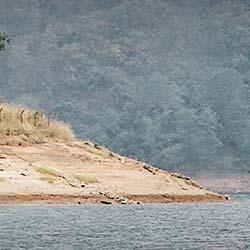 Naphak Lake in Tura