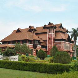 Napier Museum in Thiruvananthapuram