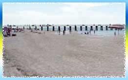 Naples Beach in