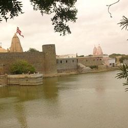 Narayan Sarovar in Bhuj