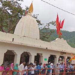 Narayani Mata Temple in Alwar
