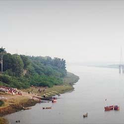 Narmada River in Vadodara (Baroda)