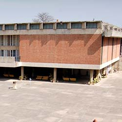 National Gallery of Portraits in Chandigarh City
