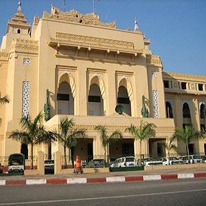 National Museum of Myanmar in Yangon