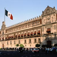 National Palace (Mexico) in Mexico City