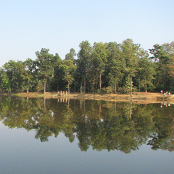 Navegaon National Park in Nagpur