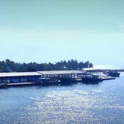 Neendakara Port in Kollam