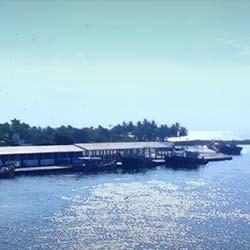 Neendakara Port in Kollam