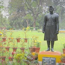 Nehru Park in Coimbatore