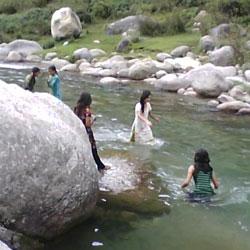Neugal Khad in Palampur