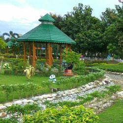 New Town Eco Park in Kolkata